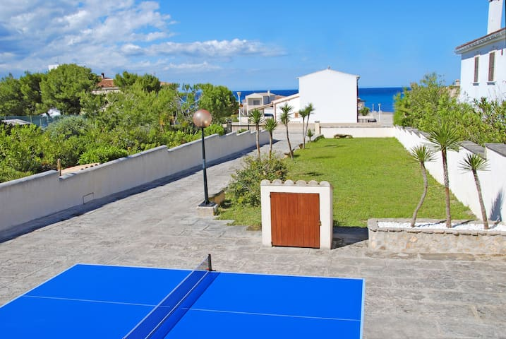 (NEW) Large villa just 100m from the beach - Son Serra de Marina