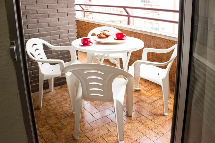 Nice apartment near the beach - Puçol - Apartment
