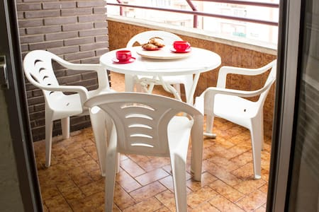 Nice apartment near the beach - Puçol - Flat