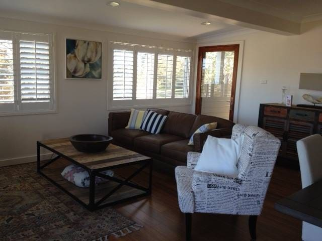 A haven of relaxation, walk to river and beach - Shoalhaven Heads - Casa