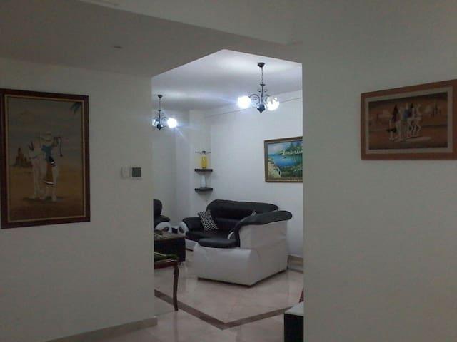 LOUE APPART DE HAUT STANDING - Chéraga - Appartement