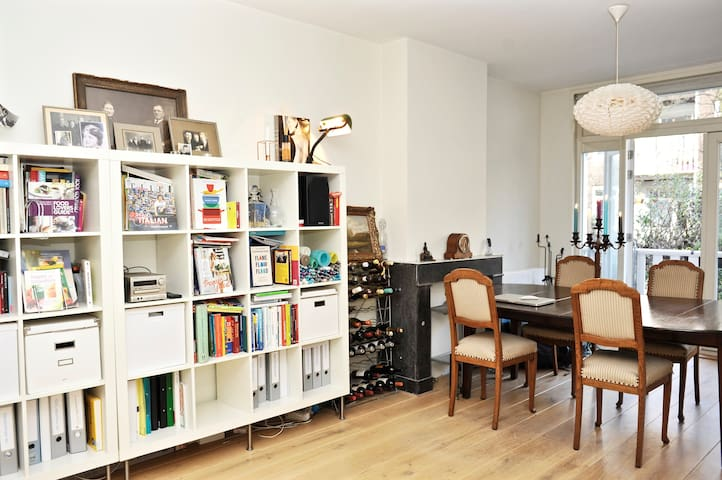 Lovely house in hip east area - Amsterdam - Wohnung