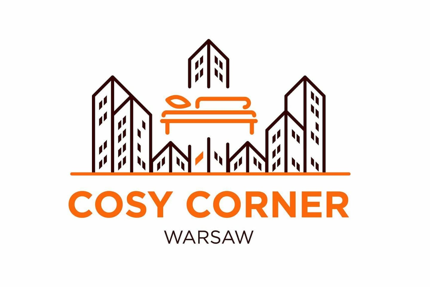 Welcome to... COSY CORNER WARSAW! Relax and have fun :)