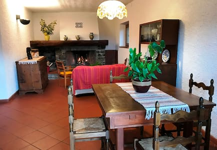 La Casa sul Colle, surrounded by Nature and Quiet. - Chifenti - Byt