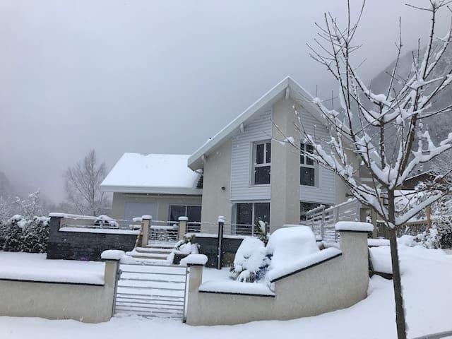 Appart .proche ski et cure vallée  de Tarentaise