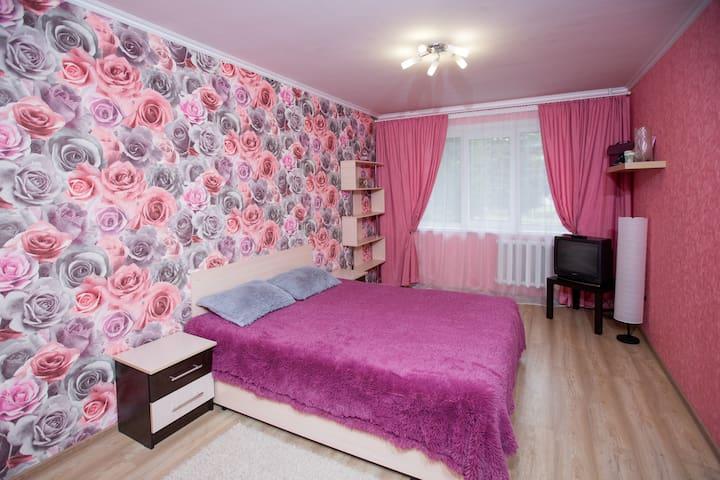 Красивая уютная квартира со всем необходимым