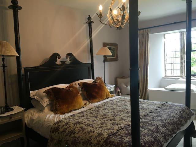 Double room with ensuite bathroom - Heversham - Penzion (B&B)