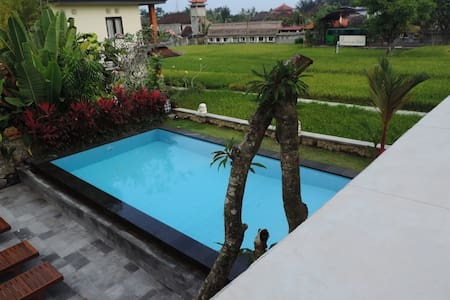 Room With Pool in Central Ubud - Ubud