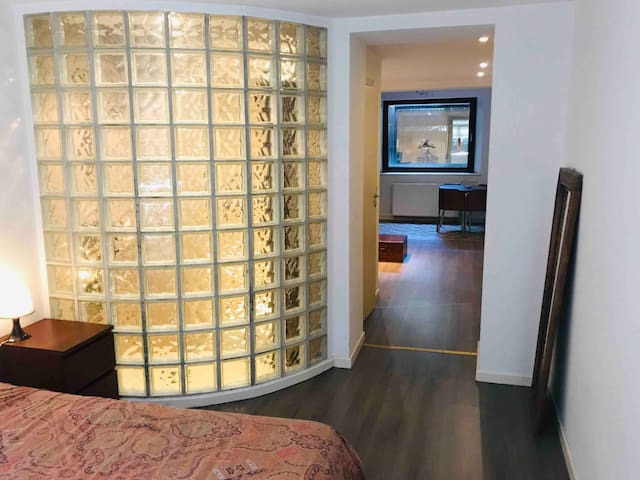 YOUR PERFECT PIED A TERRE in Brussels!