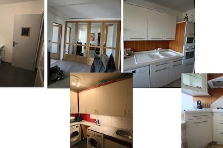 Chambre chez l'habitant appartement de standing