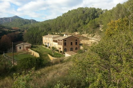 Masia reformada. 20min de BARCELONA - Torrelles de Llobregat - Huis