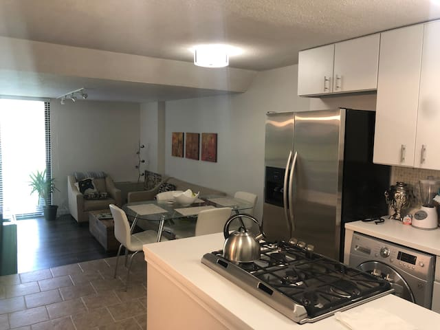 Cosy and super well located apartment in DC