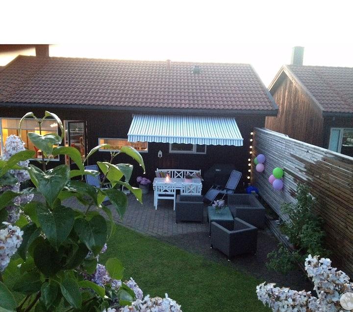 Enebolig i rolig strøk i Sandnes med fin utsikt.