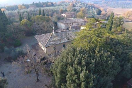Villa with pool in Umbria - Villa Borgo Taverne - Corciano - Villa