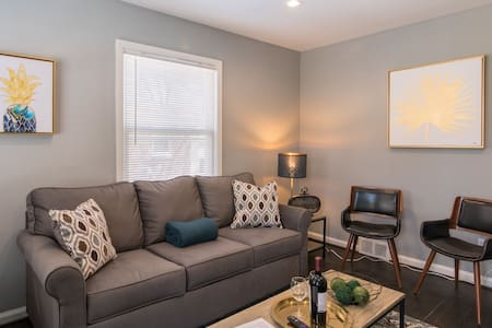 Berkley Townhome with Design and Utility