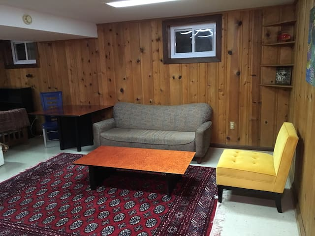 Cozy frnshd Basement Private ~NIH - Kensington