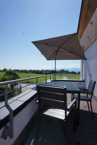 Moderne Ferienwohnung im idyllischen Bad Aibling