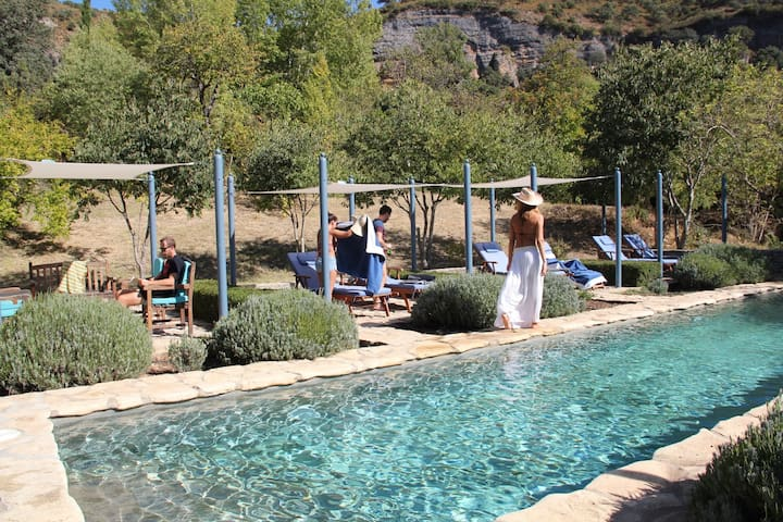 Stylish, secluded villa rental for large groups - Ronda - Villa