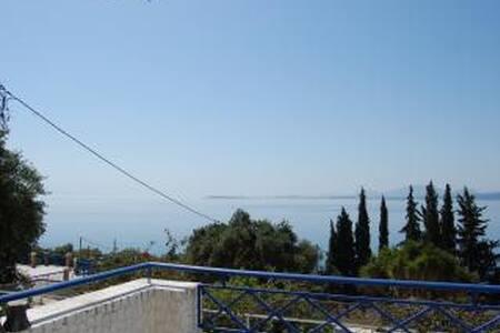 Barbati view - Corfou - Appartement