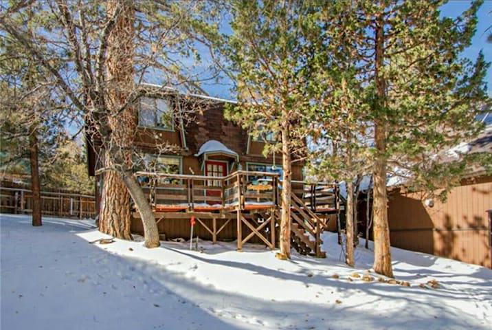 Cozy cabin - Sugarloaf - Ev