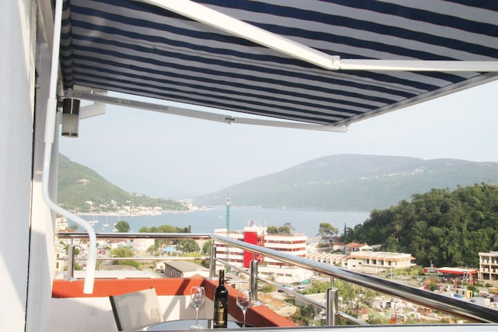 Apartment Meljine Boka Bay 4