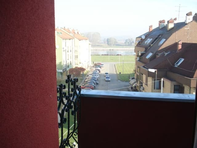 Apartmnt in Center of Osijek with incredible view