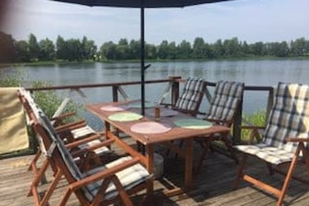 Summer house by the lake - ideal for families