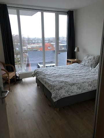 Lovely flat not far from Hilversum.