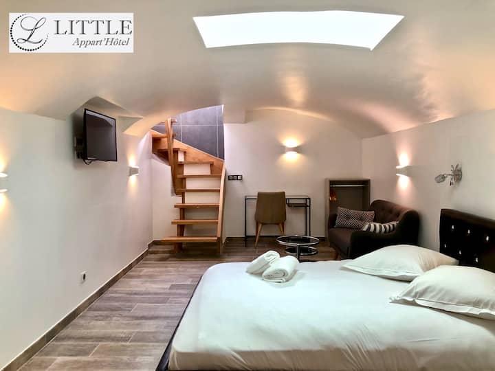 LE COCON - Appart standing 2 pièces 32m² coeur Vieux Lille