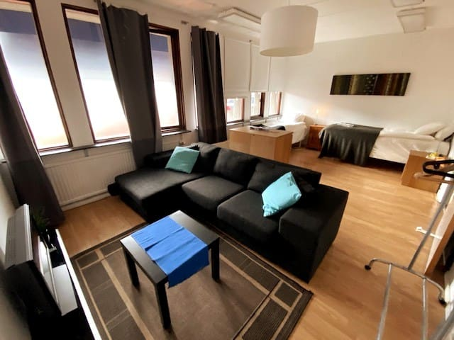 Private large room in Helsingborg close to center