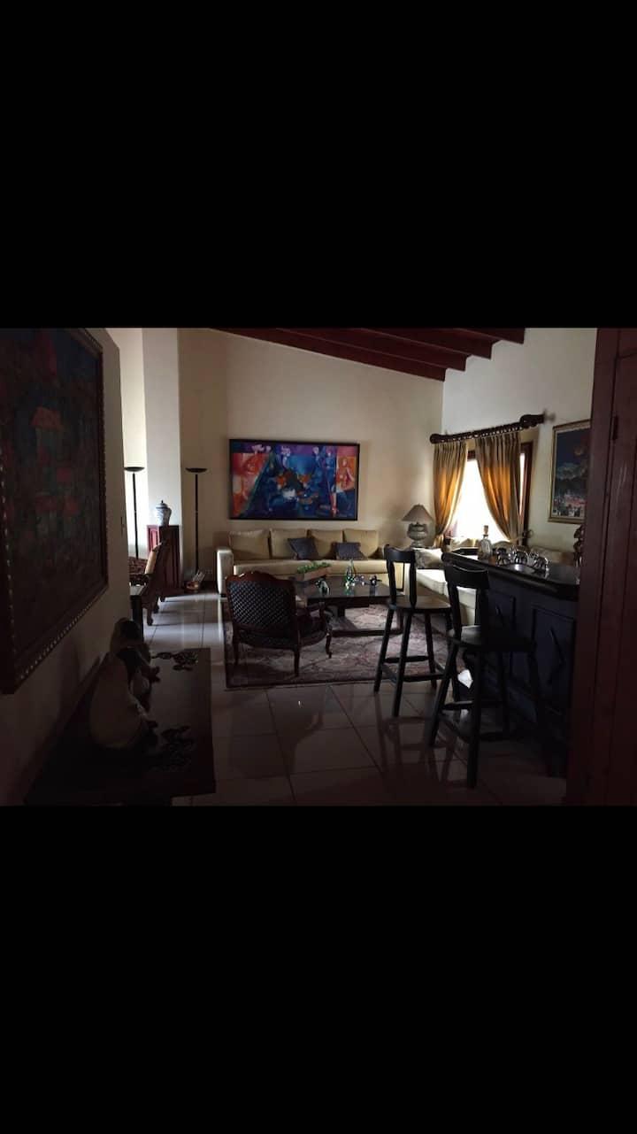 Exquisite location in Escazu