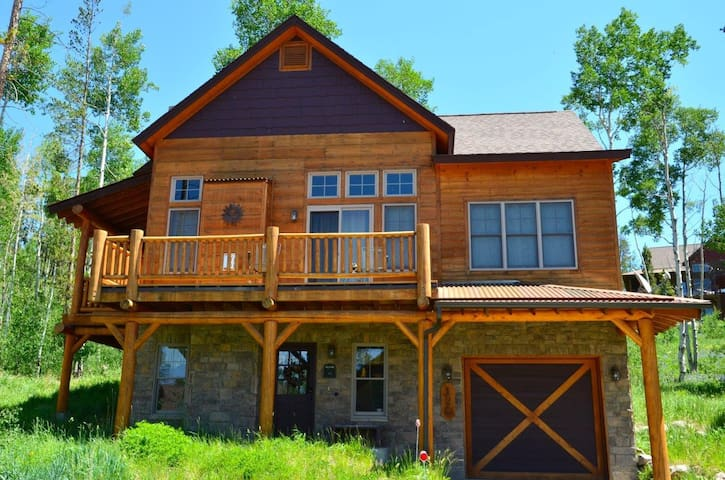 Charming Mountain Retreat with Hot Tub and Gorgeous Views! - Fraser - Casa
