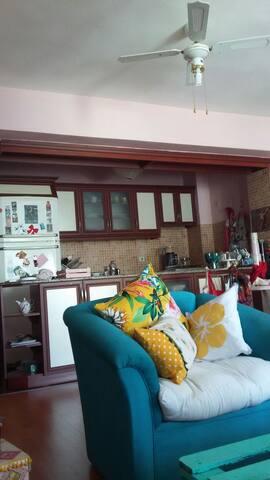 An exotic house with sea view - konak karatas - Bed & Breakfast