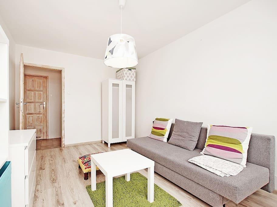 Apartament bia a kotwica suite degli ospiti in affitto a for Piani casa degli ospiti