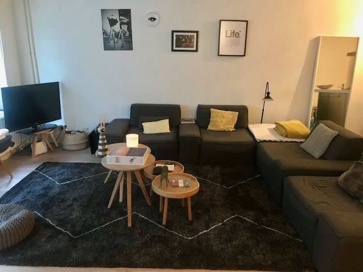 Long term stay in Amsterdam central (co-rental)