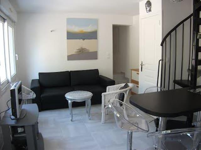 Maison 3 chambres /Thalasso/Plage - Donville-les-Bains - House