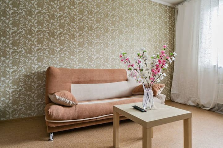 Квартира на Пронской