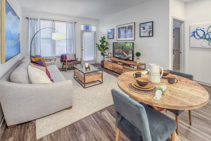 Cozy apartment for you   1BR in Charlotte