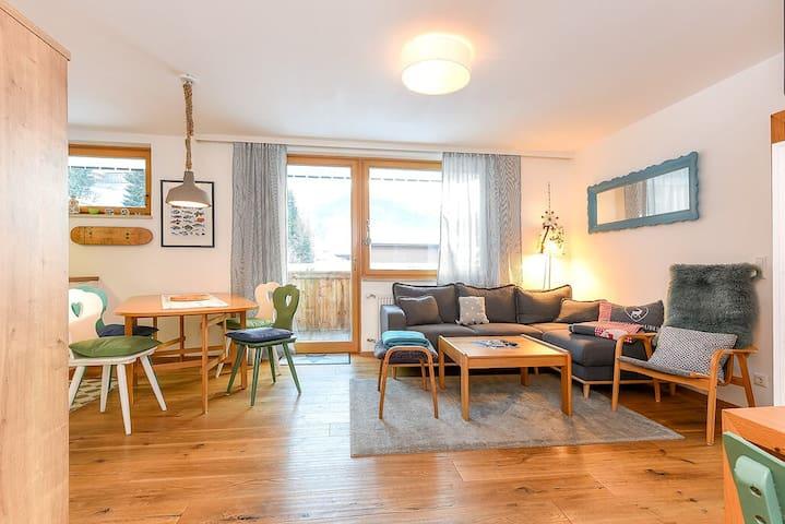 Wohnung in idealer Lage in Maria Alm