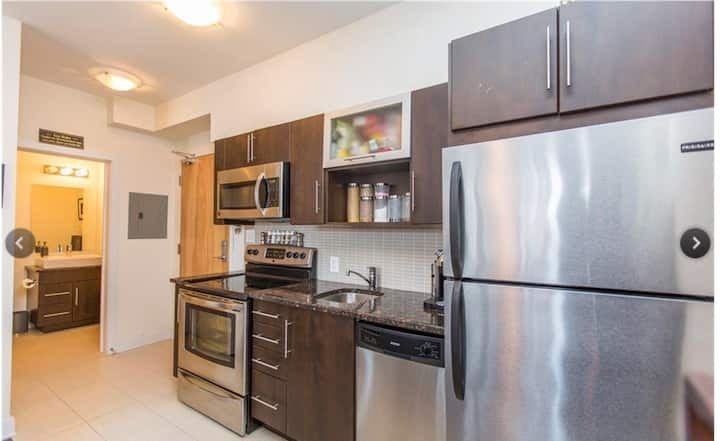 Downtown Charming Condo in ByWard Market