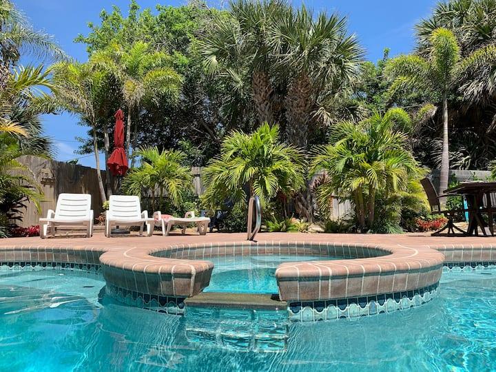 Stunning Oceanview Beach House w/Heated Pool & Spa