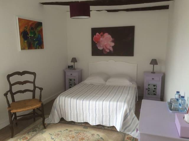 Chambre d'hôtes de Bellevue - Lanvallay - Bed & Breakfast