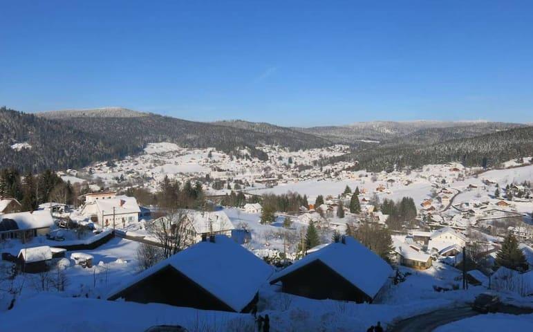 Belle vue tout proche Gerardmer et pistes de ski