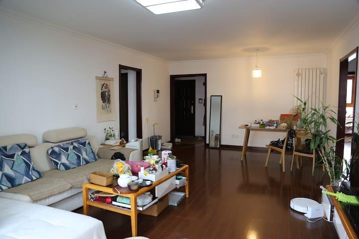 Bob's  sunshine apartment
