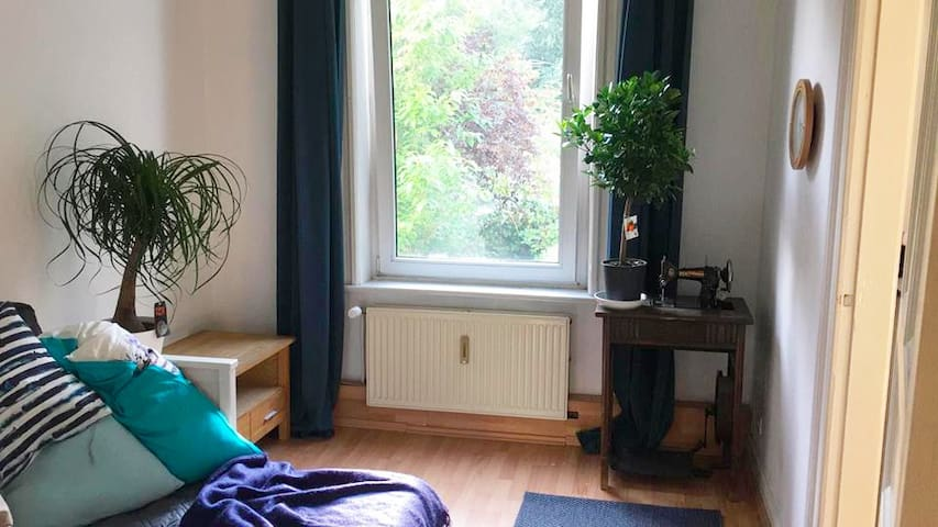 Cosy room in the heart of Ottensen