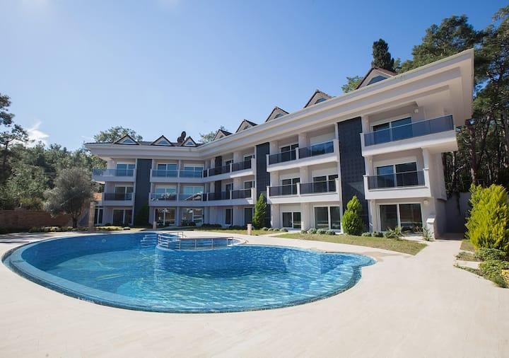 Truemar Hotels & Suites Bahçe Dublex