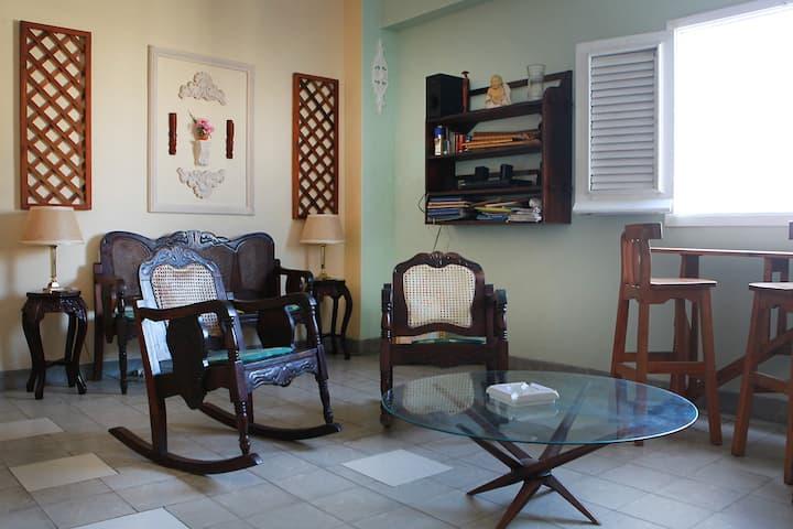 Room for rent Havana Open, Casa Consulado 3