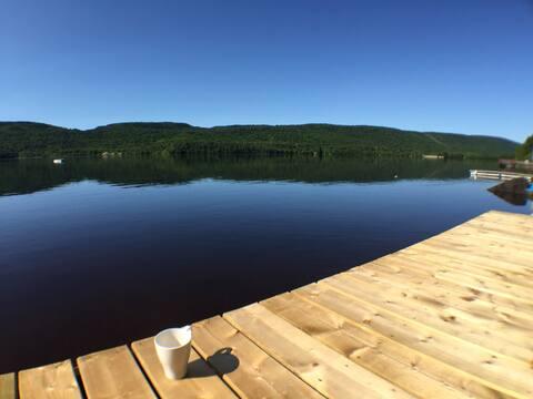 Paradis au Lac Kénogami!