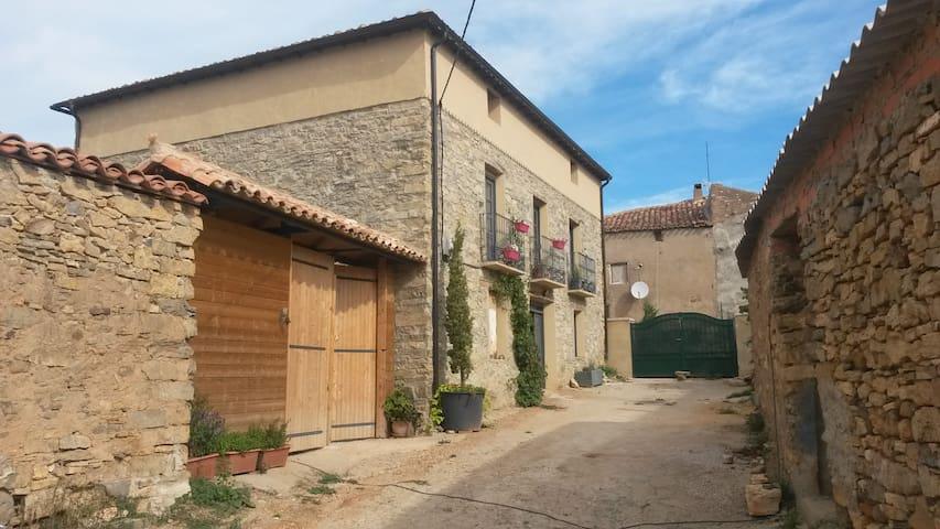 Casa Rural ** El Buho Ref42/483 Fuentestrun Soria - Fuentestrún - Hus