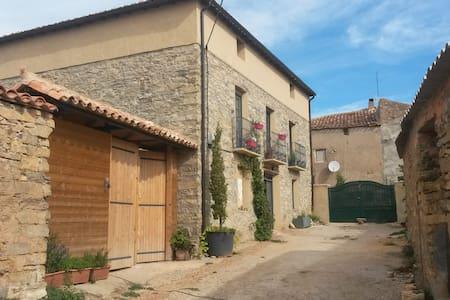 Casa Rural ** El Buho Ref42/483 Fuentestrun Soria - Fuentestrún - Dům